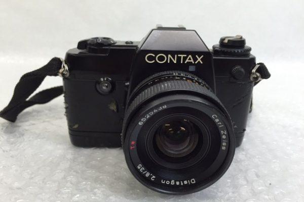 [出張買取]千葉県佐倉市 コンタックス カメラ