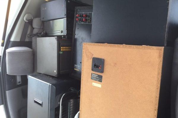 [出張買取]千葉県八街市オーディオ機器
