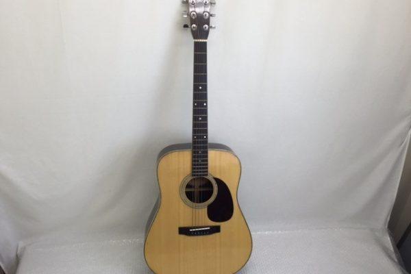[出張買取]千葉県長生郡長柄町 モーリスギター