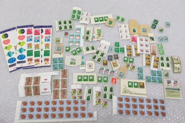 [出張買取]千葉県八街市 記念切手 普通切手シート  バラ