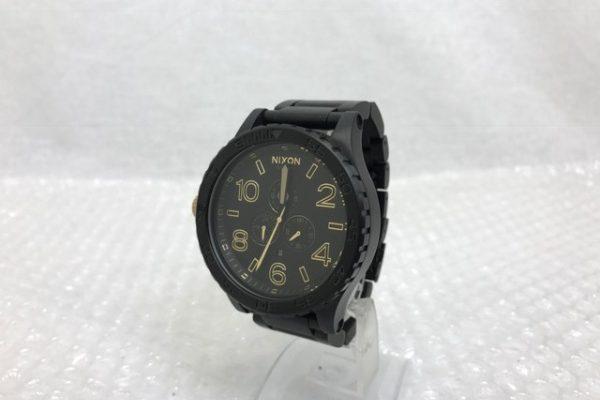 [出張買取]千葉県八街市 NIXON THE51-30 CHRONO 腕時計