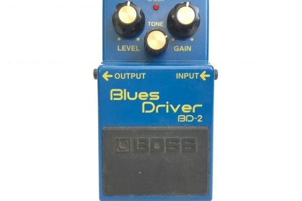 BOSS Blues Driver BD-2 ブルースドライバー エレキギタ ー ギター用品買取り