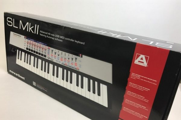 novation SL MK? 49鍵盤 MIDI コントローラー キーボード  買取り
