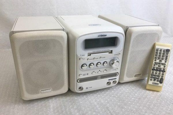 [出張買取]千葉県八街市 Victor MD CD カセット コンポ