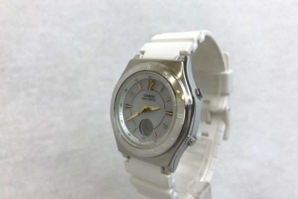 [出張買取]千葉県印旛郡酒々井町 CASIO wave    captor  腕時計