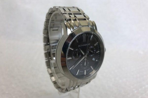 [出張買取]千葉県八街市 バーバリー腕時計